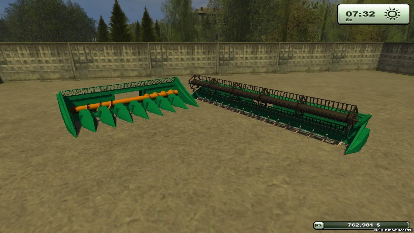Скачать Моды На Farming Simulator 2013 Жатки